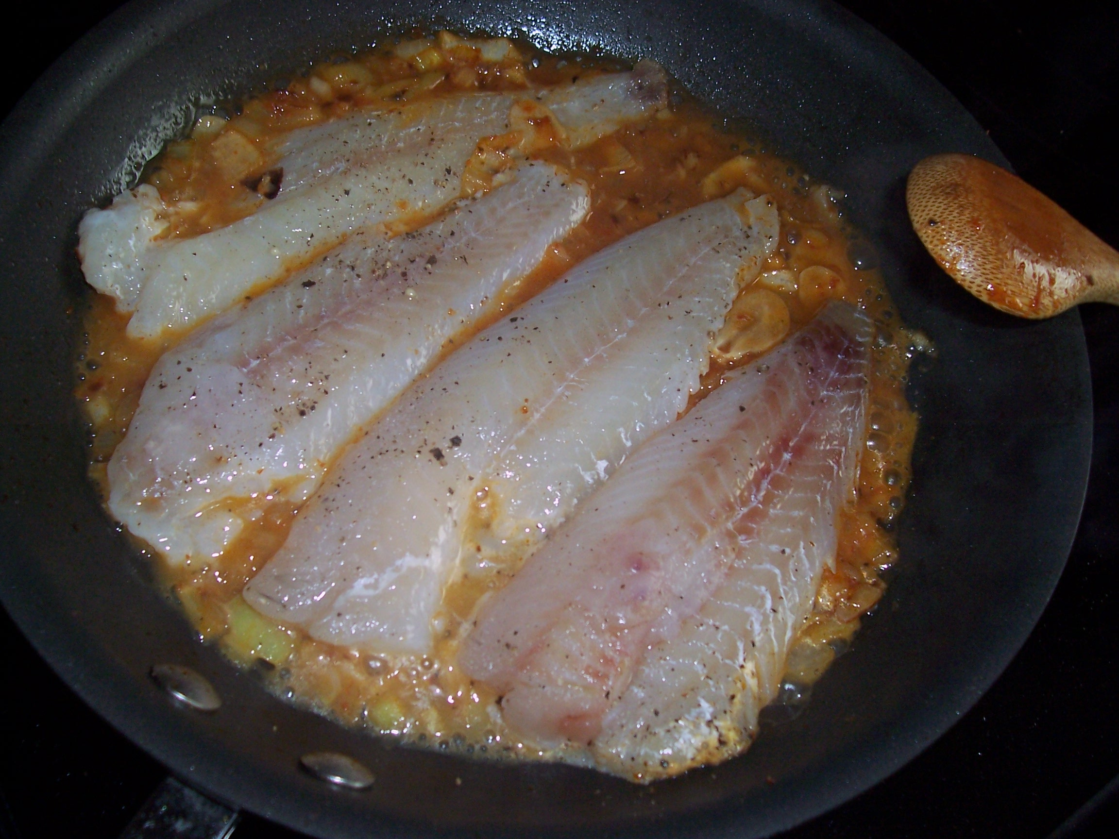 How to cook the cod in the oven